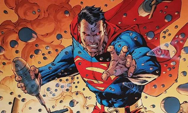 Drawing with Jim Lee