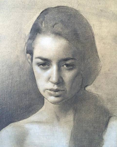 Amaya Gurpide_Pencil Drawing