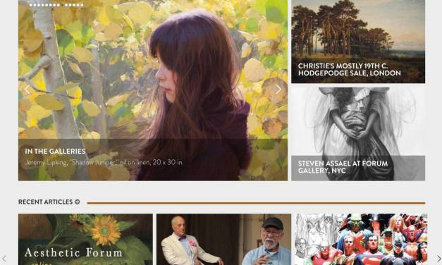 Underpaintings Magazine – A site worthy of your support