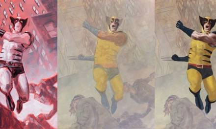 Painting Marvel Masterpieces 2020