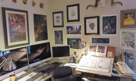 Magical Mobile Studio Tour