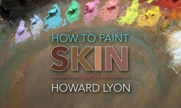 How to Paint Skin – 10th Anniversary Video Giveaway!