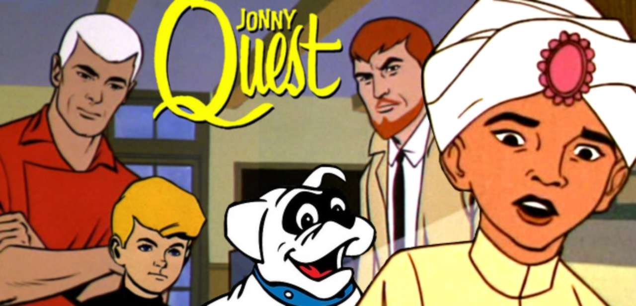 The Great Johnny Quest Documentary
