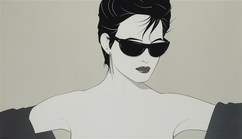 Artist of the Month: Patrick Nagel