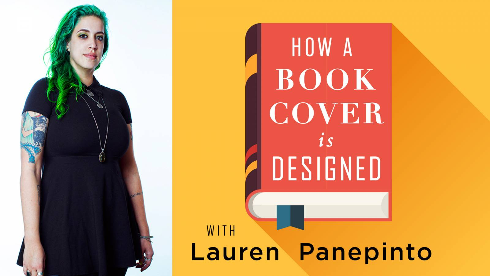 Video: How a Book Cover is Designed