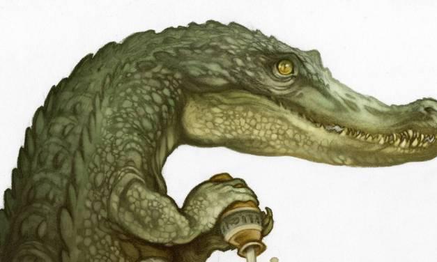 How Doth the Little Crocodile…
