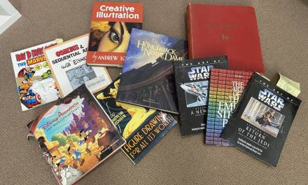 Concept Art- Foundations Book List