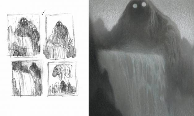 The Sketch VS The Final