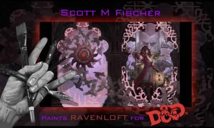 D&D Ravenloft cover