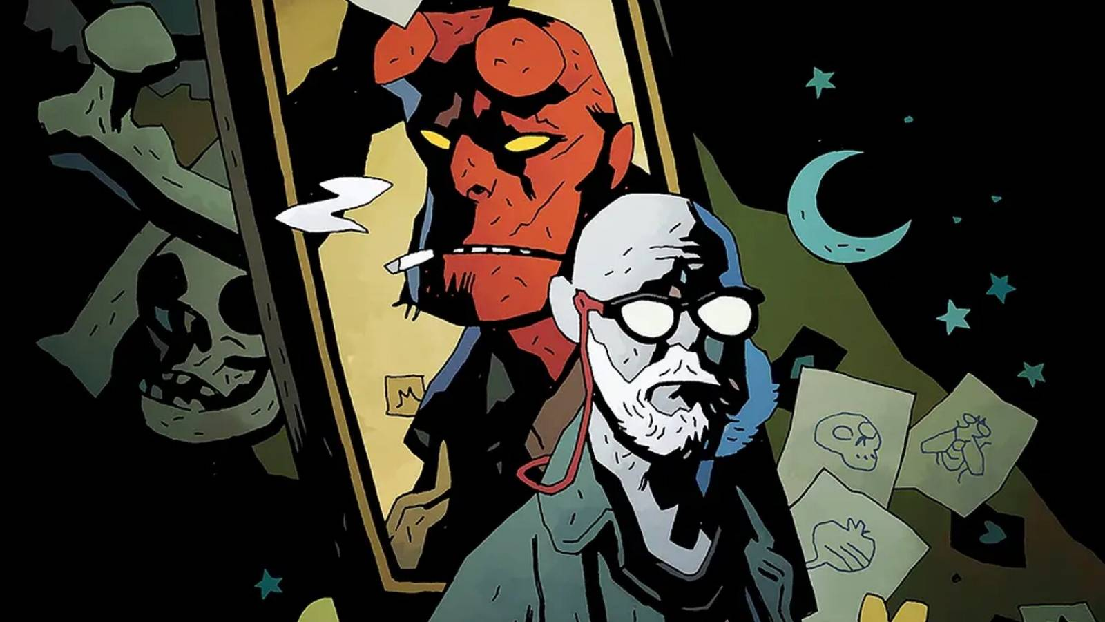 A Mike Mignola Documentary? Hell Yes!