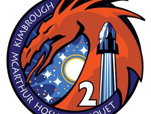 Dragon Crew Two Launch!