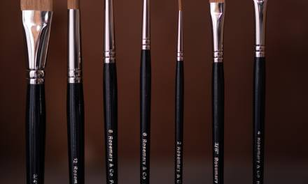 The Brushes I Use
