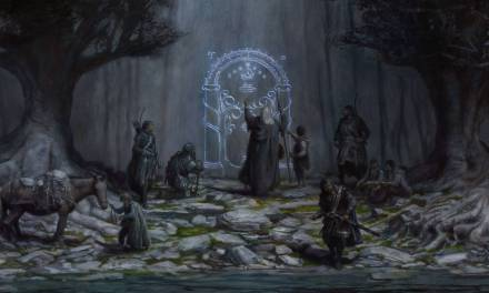 The Walls of Moria