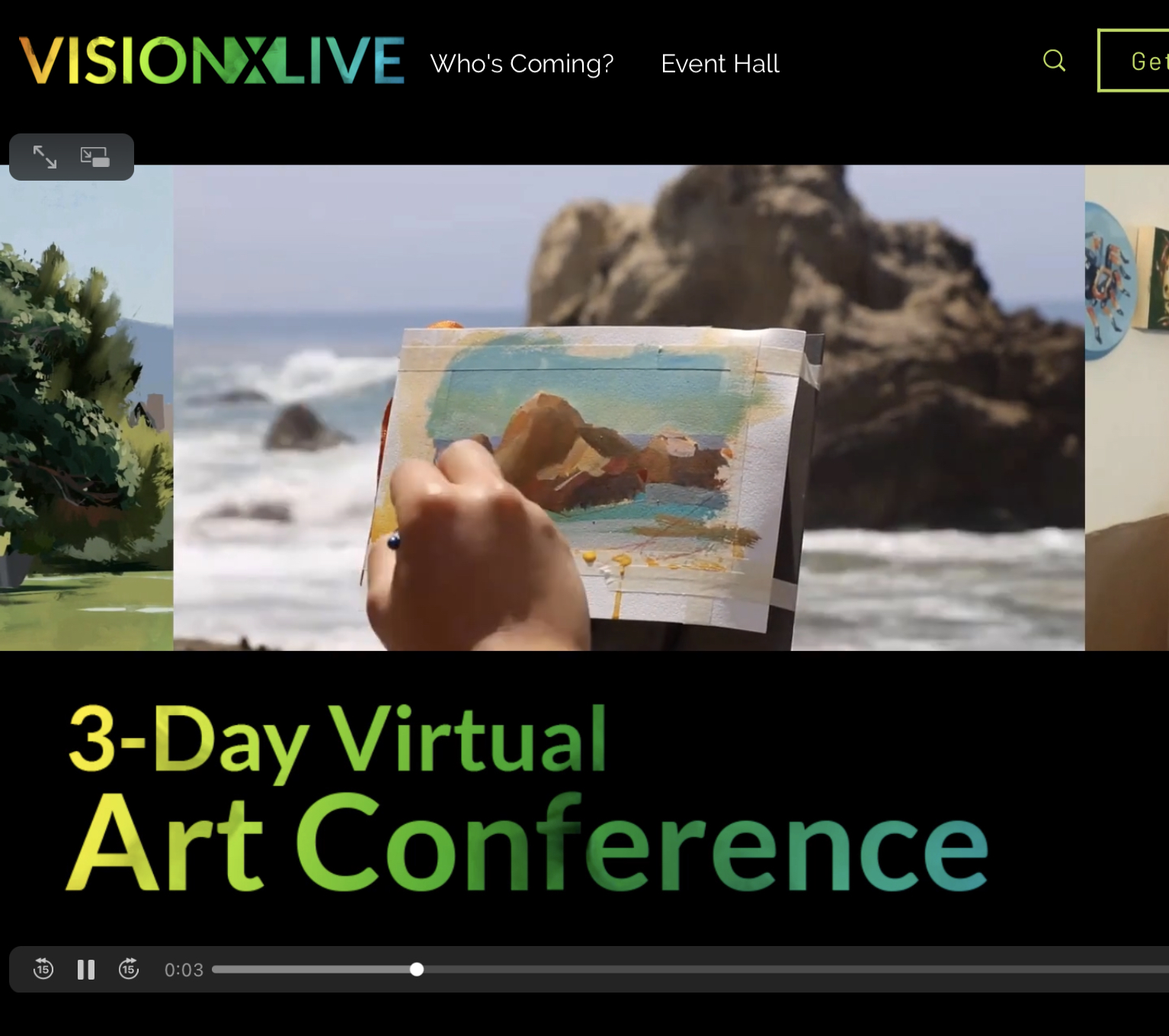 Vision X Live! – Amazing conference coming in July