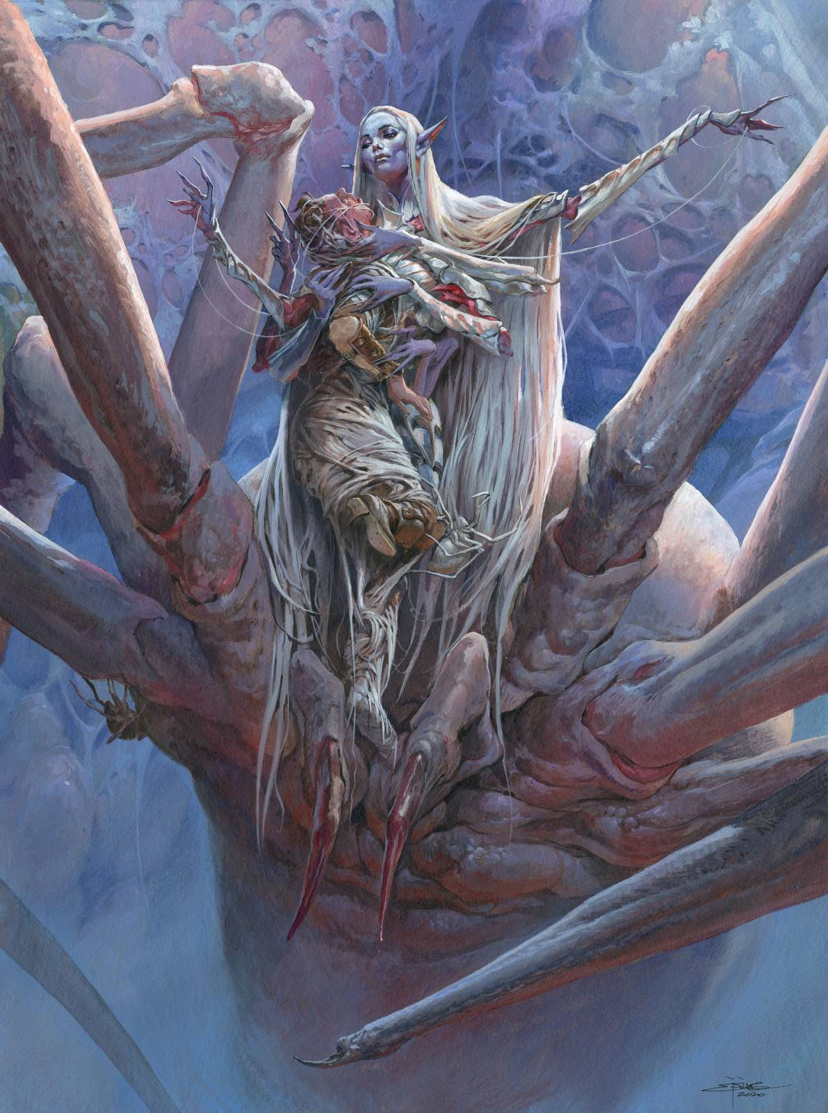 Lolth, Spider Queen