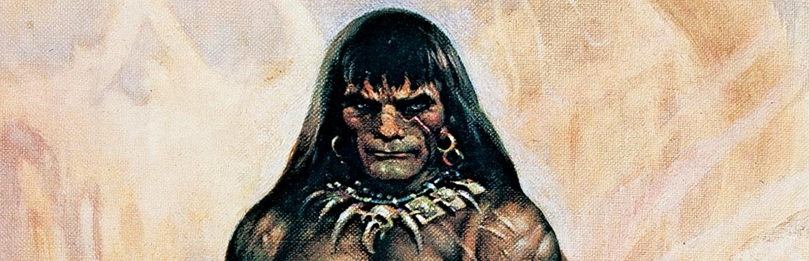 A Little Frazetta Conan History