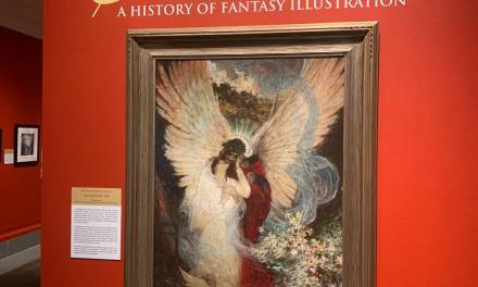 Enchanted at the Norman Rockwell Museum