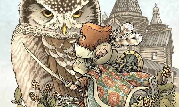 David Petersen's The Owlhen Caregiver