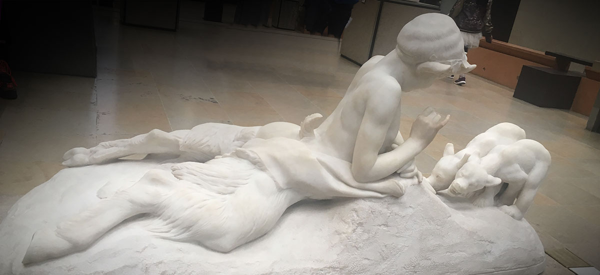Joie de Vivre: Inspiration from French Sculptors, part I