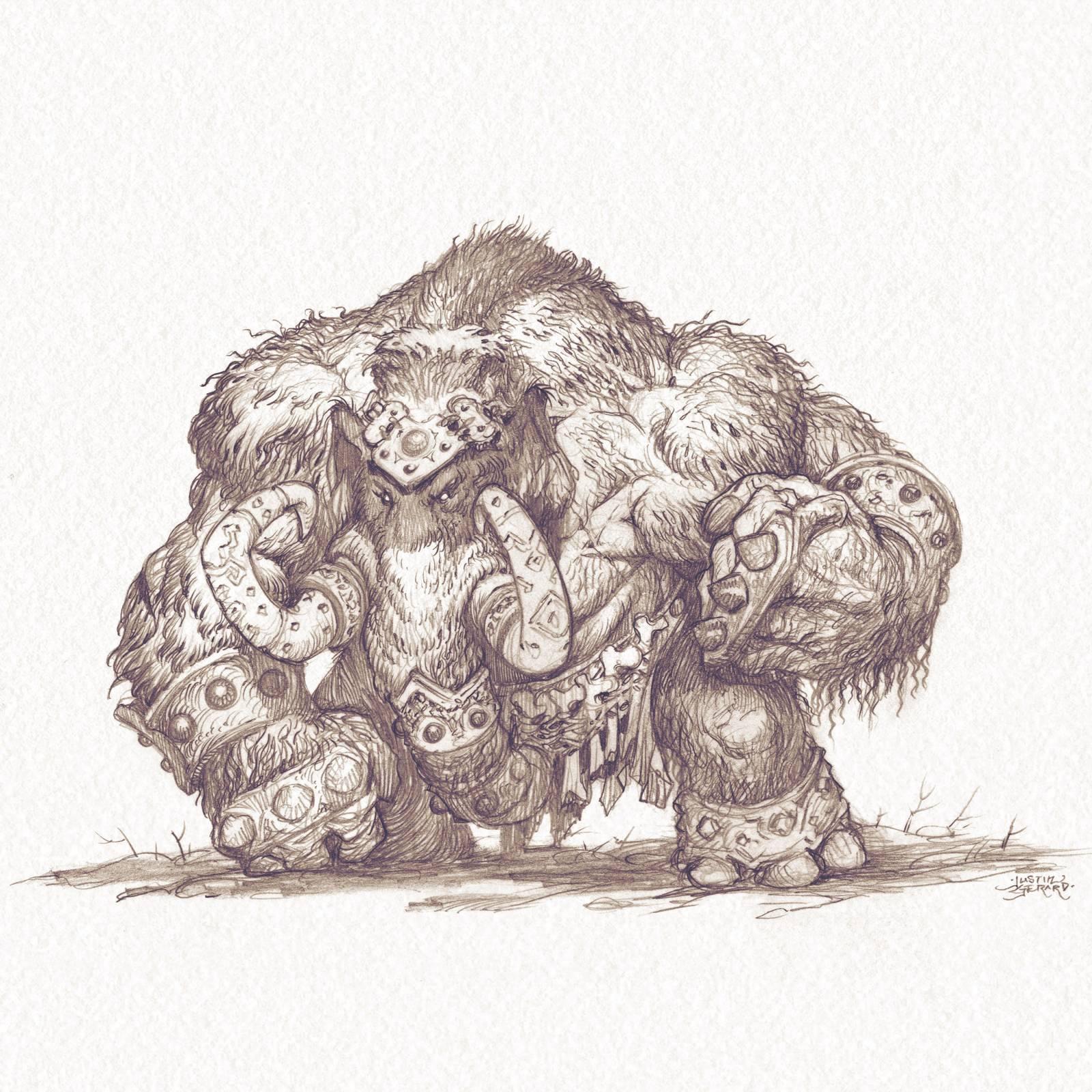 Mammoth Bonecrusher