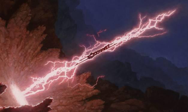 Bringing the Thunder (and Lightning Spear)