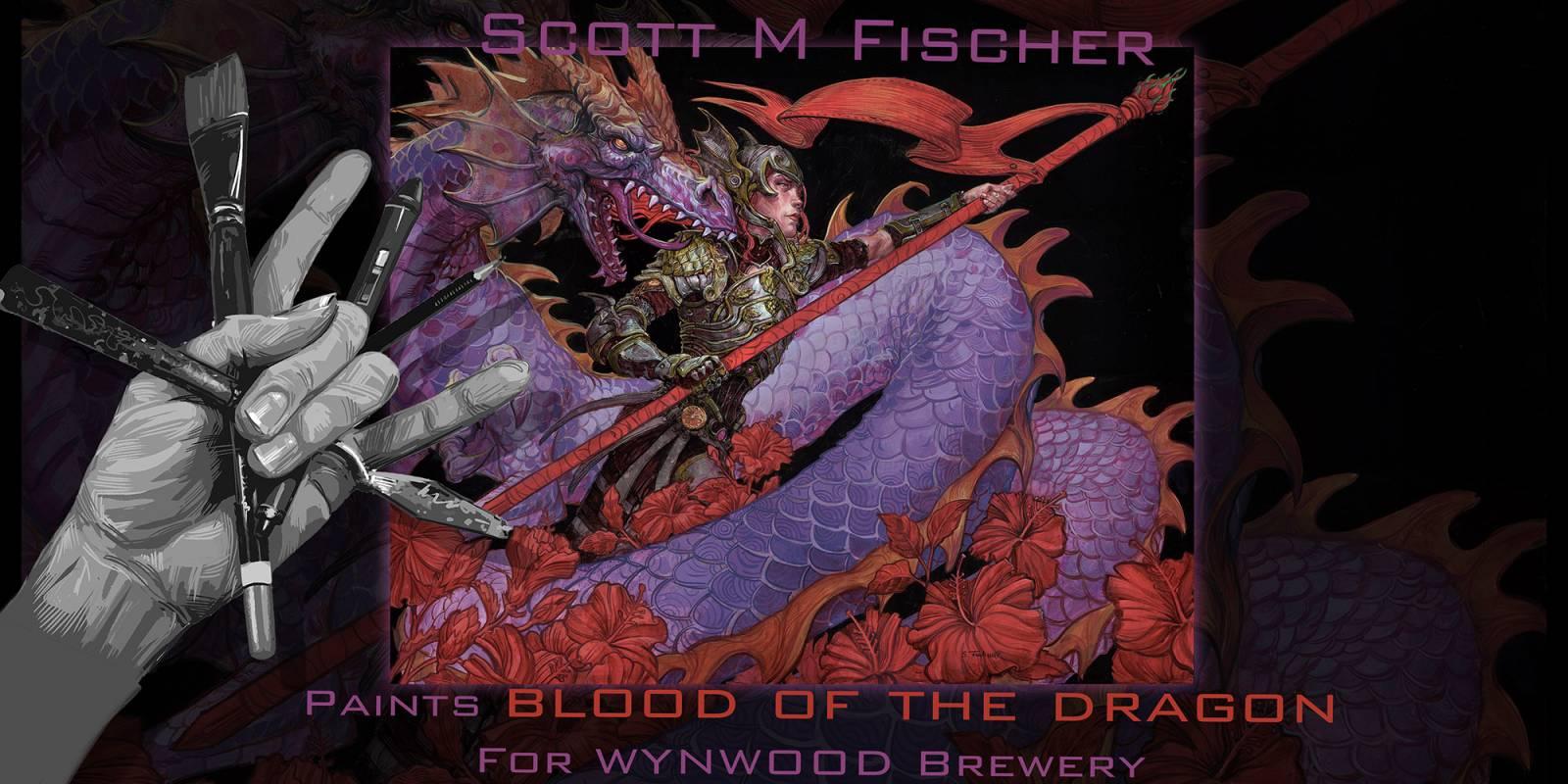 Blood of the Dragon- Wynwood Brewery
