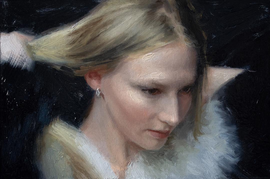 The Portrait Society of America Mystery Art Sale