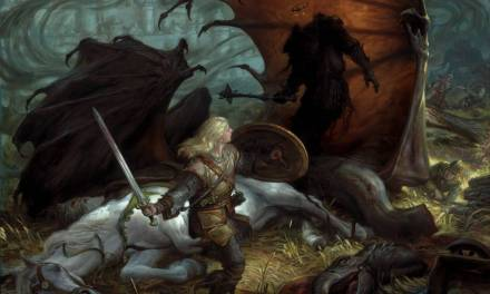 Middle-earth – Éowyn and the Lord of the Nazgûl