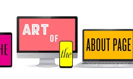 The Art of the About Page
