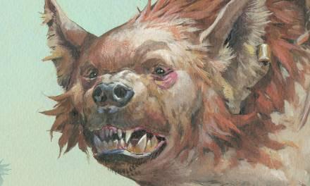 Hazy Hyenas